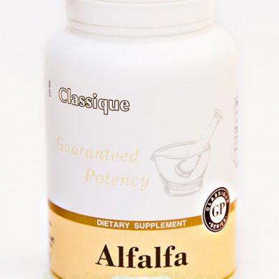 Alfalfa ( 100 kapsulių) 51,5 g. - maisto papildas