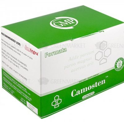 Camosten TM su saldikliu (14 pck) 92,4 g. - maisto papildas