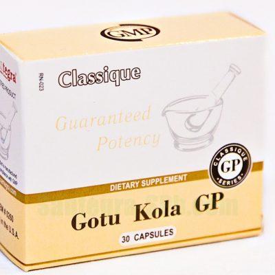 Gotu Kola GP ( 30 kapsulių ) 6,9 g - maisto papildas