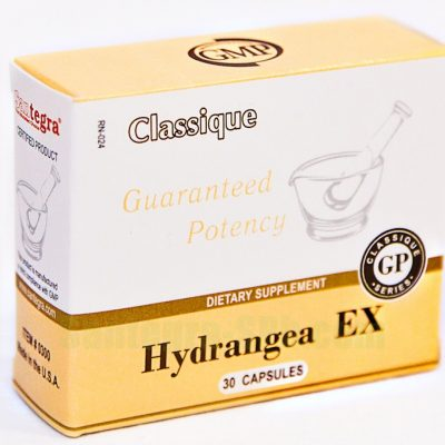 Hydrangea EX ( 30 kapsulių ) 13,2 g. - maisto papildas