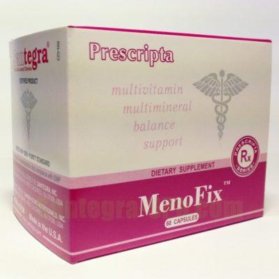 MenoFix ( 60 kapsulių) 33 g. - maisto papildas