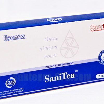 SaniTea ( 15 arbatos pakelių ) 30 g. - maisto papildas