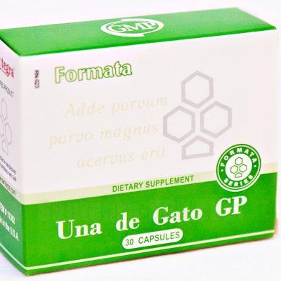 Una de Gato GP ( 30 kapsulių ) 15 g. - maisto papildas